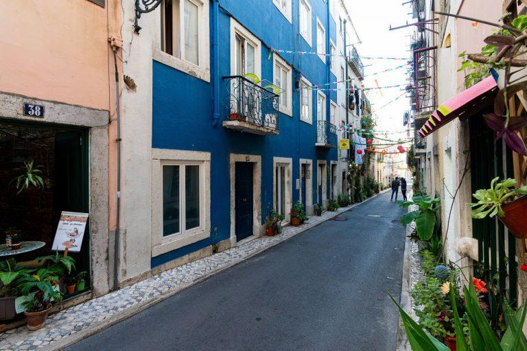 Apartamento no coração de Lisboa em localização prime