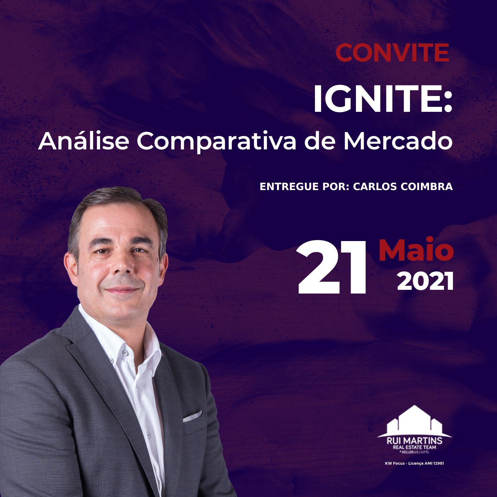 IGNITE-Análise comparativa de mercado