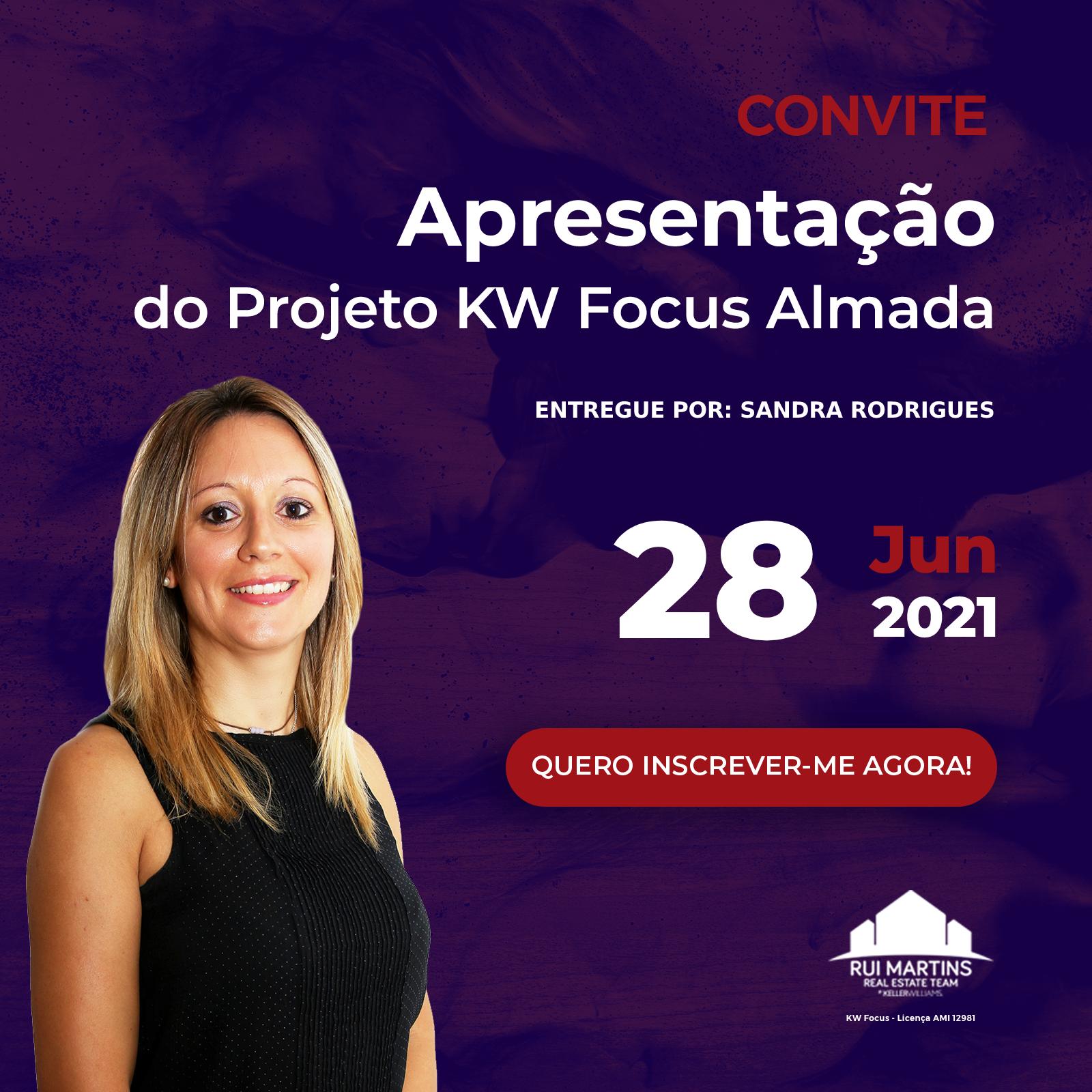 28 junho Sandra Rodrigues