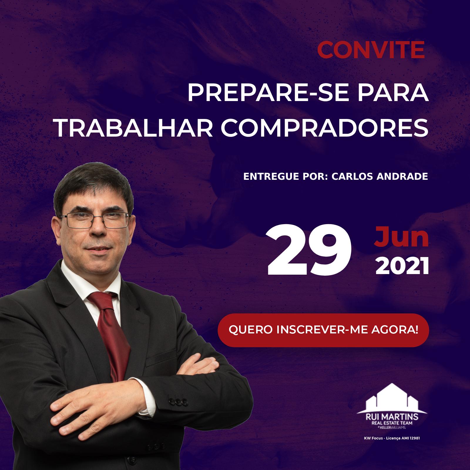 29 junho Carlos Andrade